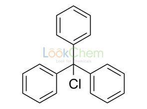 supply high quality & purity Triphenylmethyl Chloride 99% min