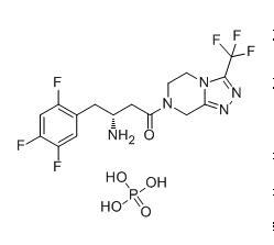 654671-78-0; 790712-60-6 high quality manufacturer  Sitagliptin phosphate