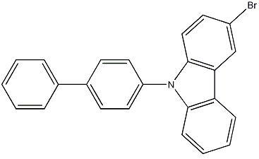 9-[1,1'-Biphenyl-4-yl]-3-bromo-9H-Biphenyl(894791-46-9)