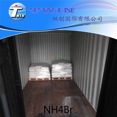 Industrial grade Ammonium Bromide 99%(12124-97-9)
