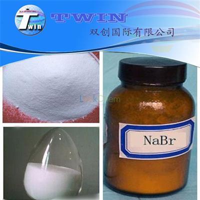 Industrial grade Sodium Bromide(7647-15-6)
