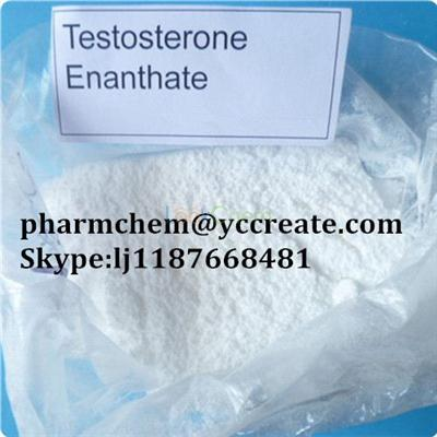 Good Quality  Steroid Testosterone Enanthate For Bodybuilding(315-37-7)