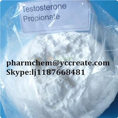 High Quality Bodybuilding  Testosterone Propionate For Muscle Gaining(57-85-2)