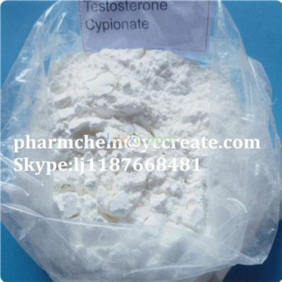Effective Anabolic Steroid Testosterone Cypionate For Bodybuilding(58-20-8)