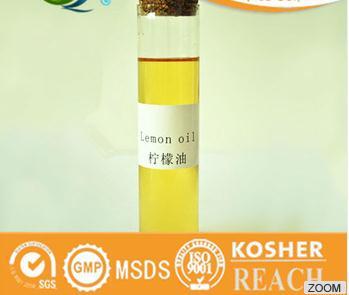 100% natural lemon oil(8008-56-8)