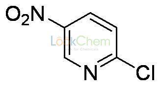 2-Chloro-5-nitropyridine(4548-45-2)