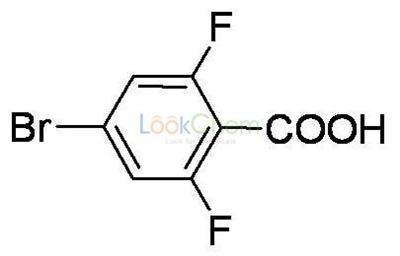 4-Bromo-2,6-difluorobenzoic acid(183065-68-1)