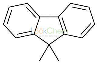 9,9-Dimethyl-9H-fluorene(4569-45-3)