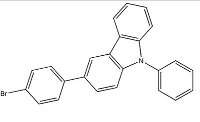 high quality 3-(4-bromophenyl)-9-phenyl-9H-carbazole 1028647-93-9 to  buy