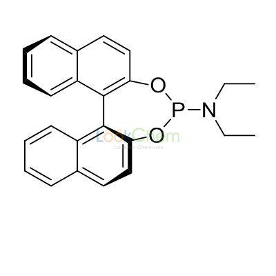 (S)-N,N-Diethyldinaphtho[2,1-d:1',2'-f][1,3,2]dioxaphosphepin-4-amine(252288-04-3)
