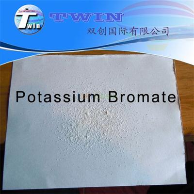 chemically pure Potassium Bromate(7758-01-2)
