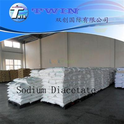 food grade Sodium Diacetate sda FCCV(126-96-5)