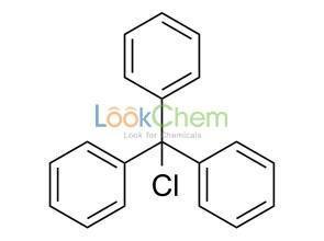 Triphenylmethyl Chloride 99% min CAS NO.76-83-5