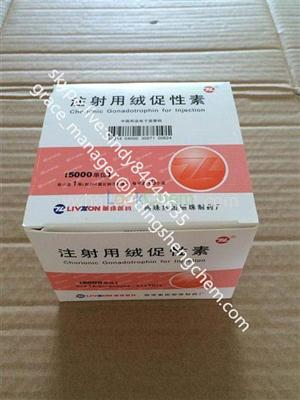 HCG 98%MIN  competitive price factory
