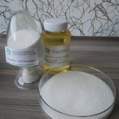 Glycerol Monostearate 95%(123-94-4)