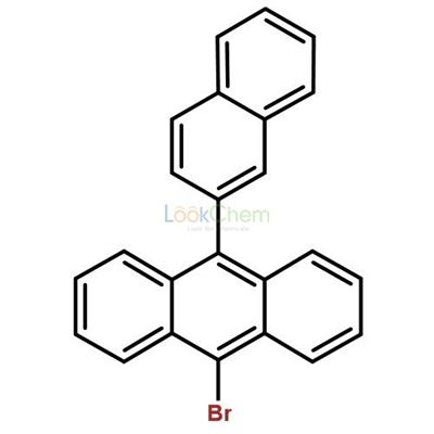 9-Bromo-10-(2-naphthyl)-anthracene(474688-73-8)