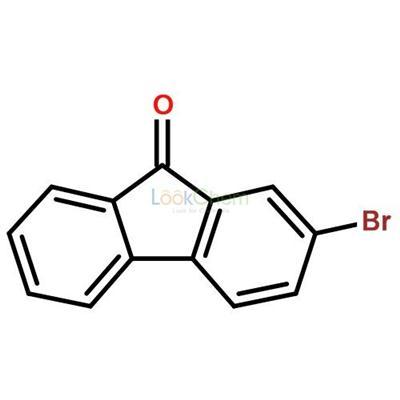 9H-Fluoren-9-one,2-bromo-(3096-56-8)