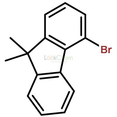 High quality 4-BroMo-9,9-diMethyl fluorene[942615-32-9] in stock(942615-32-9)