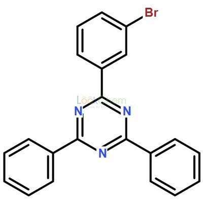 In Stock/2-(3-Bromophenyl)-4,6-diphenyl-1,3,5-triazine[864377-31-1](864377-31-1)