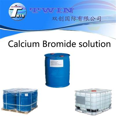 52% Calcium Bromide solution(7789-41-5)