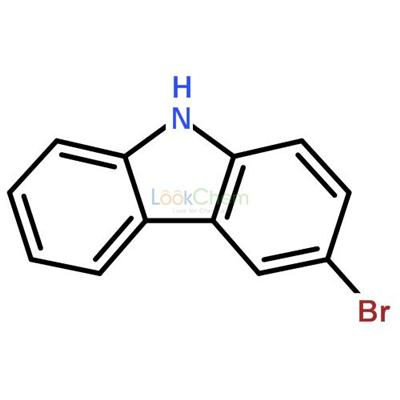 In Stock/99%/ 3-Bromocarbazole[1592-95-6](1592-95-6)