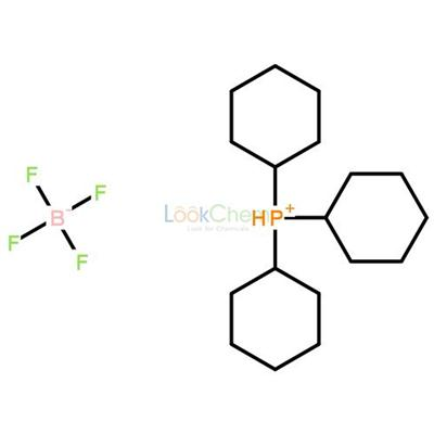TRICYCLOHEXYLPHOSPHONIUM TETRAFLUOROBORATE[58656-04-5](58656-04-5)