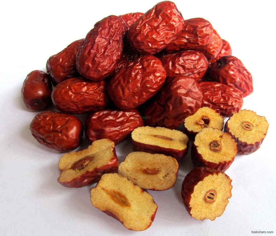 black jujube extract to provide external treatment of plant extracts