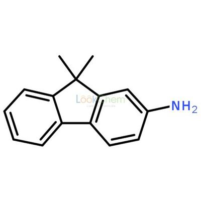 In Stock/ 2-Amino-9,9-dimethylfluorene[108714-73-4] high quality Cas 108714-73-4 99.5%(108714-73-4)