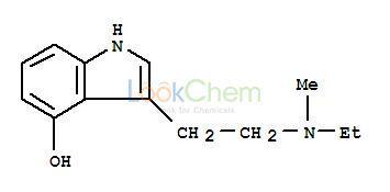1H-Indol-4-ol,3-[2-(ethylmethylamino)ethyl]-