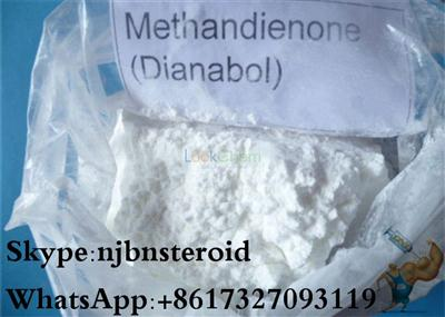 Metandienone Muscle Building Steroids Dianabol/Methandrostenolone(72-63-9)