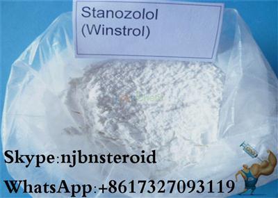 Bodybuilding Stanozolol Steroid Powders Winstrol(10418-03-8)