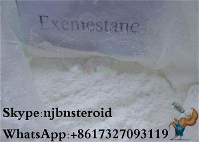Anti Estrogen Aromasin Steroid Exemestane(107868-30-4)