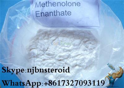 Pharmaceutical Anabolic Steroids Aromatizing Methenolone Enanthate/ Primobolan-depot(303-42-4)