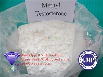 Top Quality Oral Anabolic Steroids 17A-Methyl-1-Testosterone CAS No 58-18-4