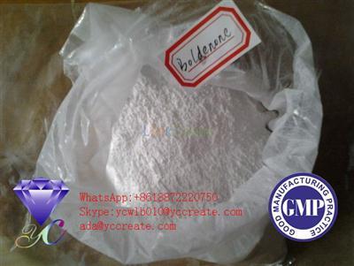 Boldenone Steroid Steroid Powder Boldenone Cypionate 846-48-0
