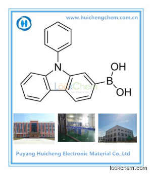 manufacturer of  (9-phenyl-9H-carbazol-2-yl)boronic acid
