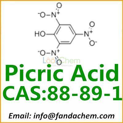 1,3,5-trinitrophenol, cas: 88-89-1 from Fandachem