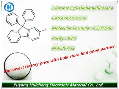 high quality in bulk price o CAS No.: 474918-32-6