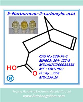 professional supplier 5-Norbornene-2-carboxylic acid(120-74-1)
