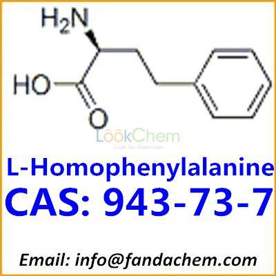 Factory price of L-Homophenylalanine,CAS:943-73-7 from Fandachem