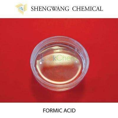 Formic acid tech grade(64-18-6)