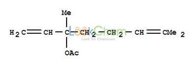 Linalyl acetate CAS NO.115-95-7