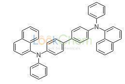 N,N′-Di-[(1-naphthyl)-N,N′-diphenyl]-1,1'-biphenyl)-4,4'-diamine cas:123847-85-8