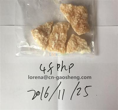 4F-PHP BROWN CRYSTAL HIGH PURITY  FOR LAB RESEARCH