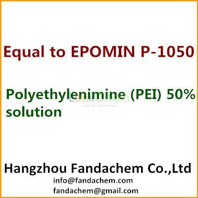Polyethylenimine (PEI) 50%,Equal to EPOMIN P-1050 from Fandachem