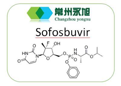 USFDA&GMP facility / API / Sofosbuvir / Anti-HCV