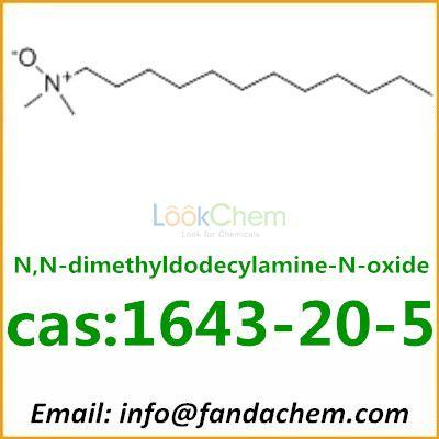 Top1 exporter of N-ethyl-N-oxido-dodecan-1-amine, cas: 1643-20-5 from Fandachem