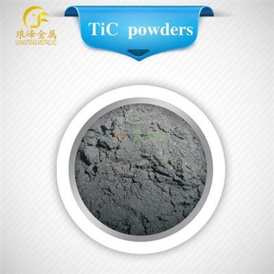 Titanium carbide TiC
