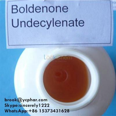 Bodybuilding Steroid Boldenone Undecanoate