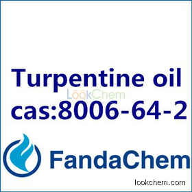 Turpentine oil, cas:8006-64-2 from Fandachem